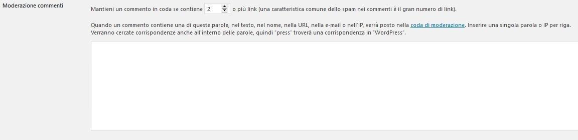 moderazione-commenti-1 Usare Wordpress per creare un sito